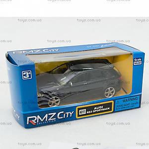 Коллекционная машинка Audi RS3 Sportback, 444011, купить