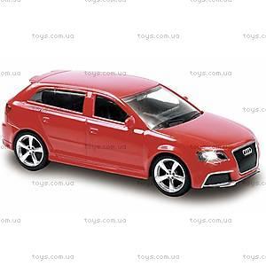 Коллекционная машинка Audi RS3 Sportback, 444011