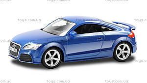 Коллекционная машинка Audi TT, 444004