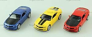 Машинка «Автопром», разные цвета, 67326