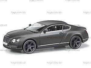 Коллекционная машинка Bentley Continental, 554021