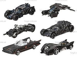Игрушечная машина Бэтмена Hot Wheels, DFK69, купить
