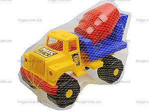 Машинка-бетономешалка, 5188, магазин игрушек