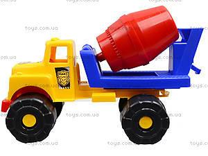 Машинка-бетономешалка, 5188, toys.com.ua