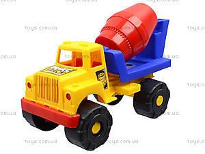 Машинка-бетономешалка, 5188, toys