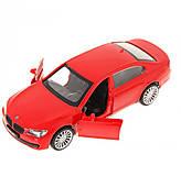 Машинка «BMW» Автопром красная, 7799, купить