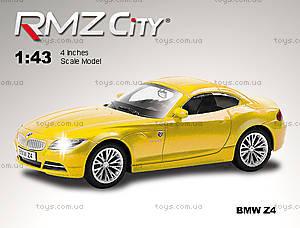 Коллекционная модель BMW Z4, 444001, купить