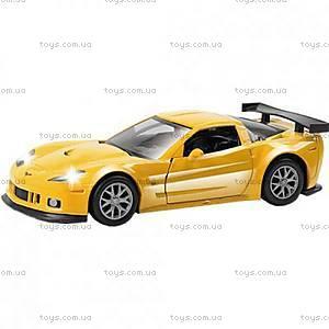 Коллекционная машинка Chevrolet Corvette, 554003