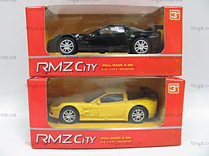 Детская коллекционная машина Chevrolet Corvette, 354005, фото
