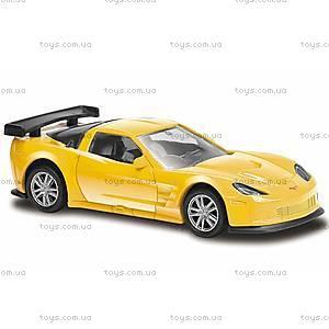 Детская коллекционная машина Chevrolet Corvette, 354005