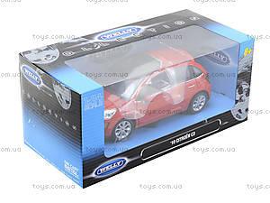 Машинка Citroen C3, 24014W, toys