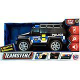 Машинка детская «Teamsterl. Полиция», 1416841, набор