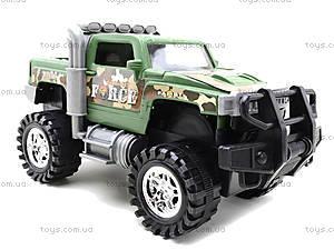 Машинка «Джип» детская, 25018-1, toys
