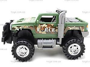 Машинка «Джип» детская, 25018-1, набор