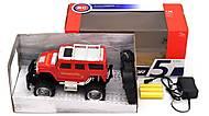 Машинка джип на аккумуляторах, красный, 5A-922, купить