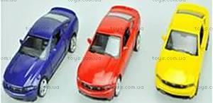 Машинка для мальчиков от «Автопром», 67310