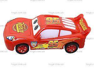 Детская машинка «Молния МакКуин», 5545-1, детские игрушки