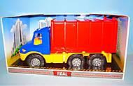 Машинка-фургон «Магирус», cp0030301036, фото
