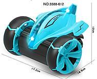Машинка гоночная «Змея» голубая, 5588-612-1, отзывы