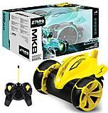 Машинка гоночная «Змея» желтая, 5588-612