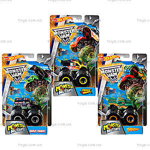 Машинка Hot Wheels «Монстр - мутант» серии Monster Jam, CFY42