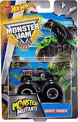 Машинка Hot Wheels «Монстр - мутант» серии Monster Jam, CFY42, отзывы