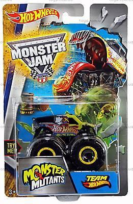 Машинка Hot Wheels «Монстр - мутант» серии Monster Jam, CFY42, цена