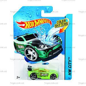 Машинка Hot Wheels «Измени цвет», BHR15