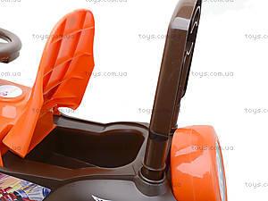 Машинка-каталка для детей «Автошка» без муз, 01311709, фото