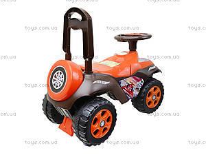 Машинка-каталка для детей «Автошка» без муз, 01311709, отзывы