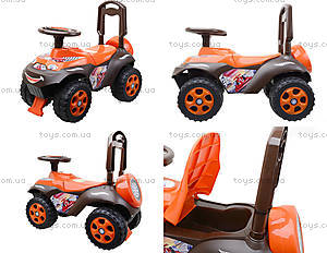 Машинка-каталка для детей «Автошка» без муз, 01311709