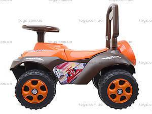 Машинка-каталка для детей «Автошка» без муз, 01311709, игрушки
