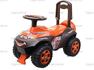 Машинка-каталка для детей «Автошка» без муз, 01311709, детские игрушки