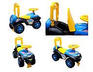 Машина-каталка для детей «Автошка», 01311725, фото