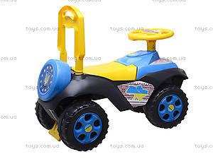 Машина-каталка для детей «Автошка», 01311725, игрушки