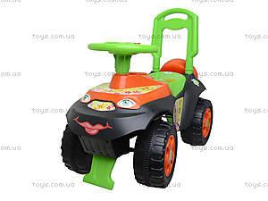 Машинка-каталка «Автошка», 013117R,U05, игрушки