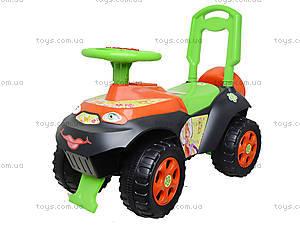 Машинка-каталка «Автошка», 013117R,U05, детские игрушки