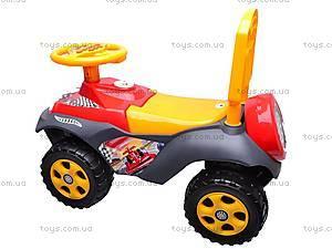 Машинка-каталка «Автошка» для детей, 013117R,U01, купить