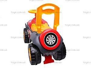 Машинка-каталка «Автошка» для детей, 013117R,U01, отзывы