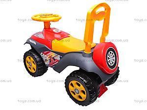 Машинка-каталка «Автошка» для детей, 013117R,U01, цена