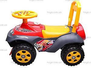 Машинка-каталка «Автошка» для детей, 013117R,U01, игрушки