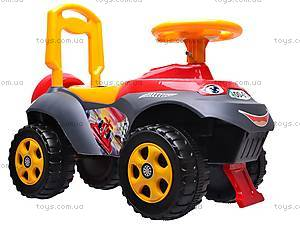 Машинка-каталка «Автошка» для детей, 013117R,U01, детские игрушки
