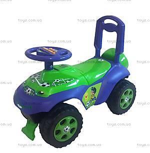 Машинка-каталка «Автошка» для мальчика, 01311702