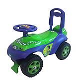 Машинка-каталка «Автошка» для мальчика, 01311702, фото