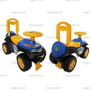 Машинка-каталка «Автошка-Патриот», 013117U25, купить