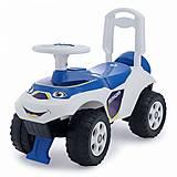 Машинка-каталка «Автошка Полиция» русская озвучка, 0142/11RU, интернет магазин22 игрушки Украина