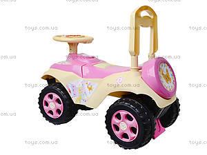 Машинка-каталка детская «Автошка», 01311707, фото