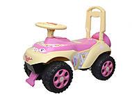 Машинка-каталка детская «Автошка», 01311707, купить