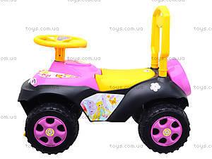 Машинка-каталка детская «Автошка», 01311707, игрушки