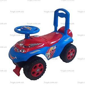 Машинка-каталка для детей «Автошка», 013117R,U12